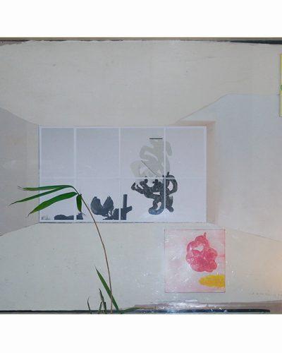 Simon Levy. Conceptual artist. Painter. Land Artist.